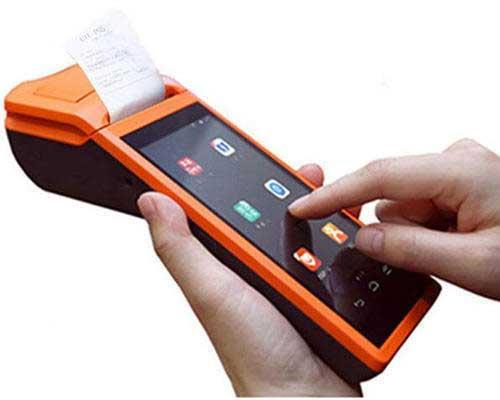 Android mobilna blagajna