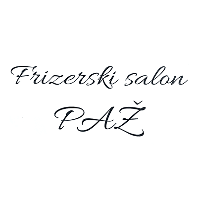 Frizerski salon PAŽ v Mariboru