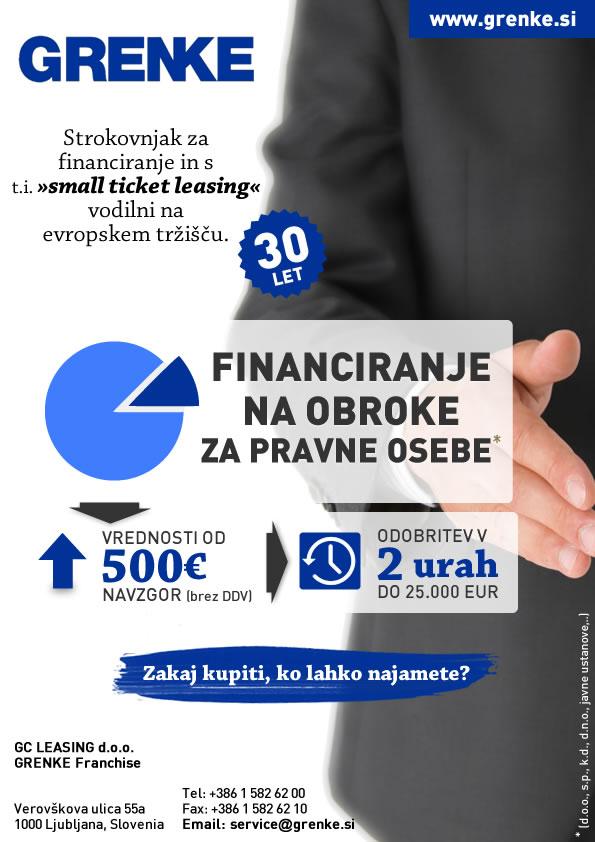Grenke financiranje
