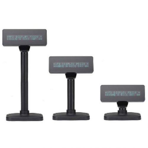 LCD prikazovalnik OPTIPOS 220X